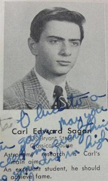 Image result for carl sagan