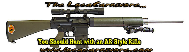 Why You Should Hunt With an AR Style Rifle