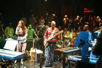 Tommy Hilfiger Sessions a branding event and storytelling production with Wyclef Jean, Chamboa, Lucrecia and Javier Limon