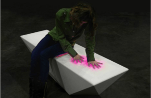 Interactive illumination and multicam laser cut tables 2
