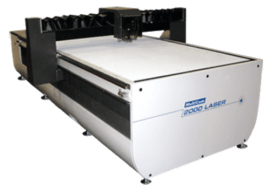 Multicam Laser machine Barcelona