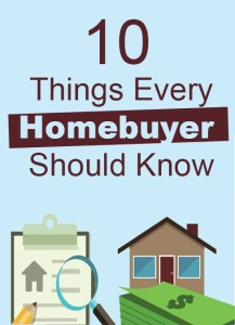 10 Things Every New Home Buyer Needs to Know – Local Records Office