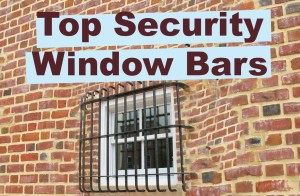 Top security window bars - local records office