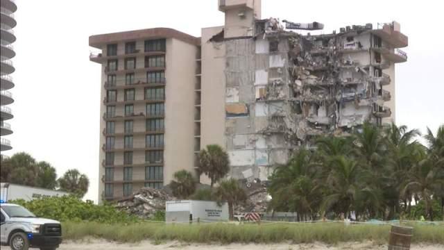 Surfside building collapse: Demolition expert to use explosives