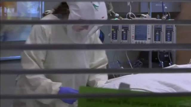 New wave of COVID cases test hospital systems in South Florida