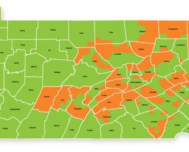 Pennsylvania Service Area