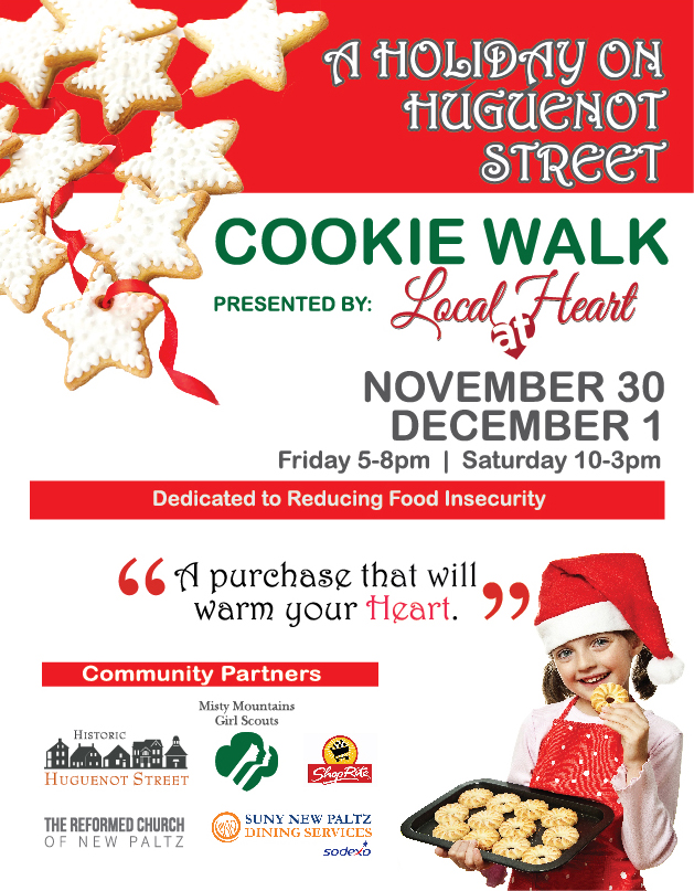 Cookie Walk 2018 Poster