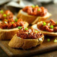 Local'Aude tomate aubergine rôties aux basilic trésors de campagne