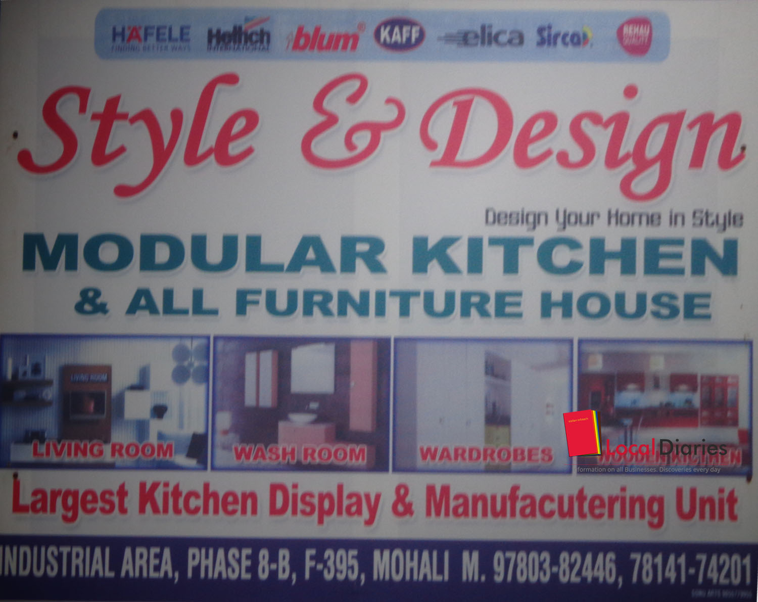 Style N Design In Phase 8 B Industrial Area Mohali