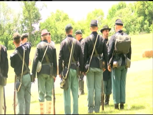 Funkstown civil war reenactment_22856594-159532