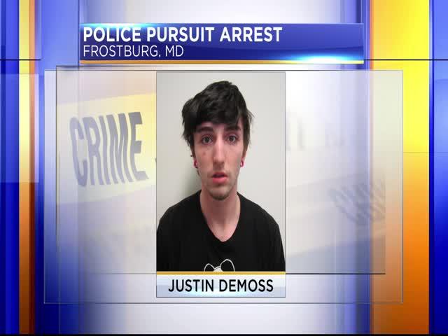 Police pursuit arrest_29098537-159532
