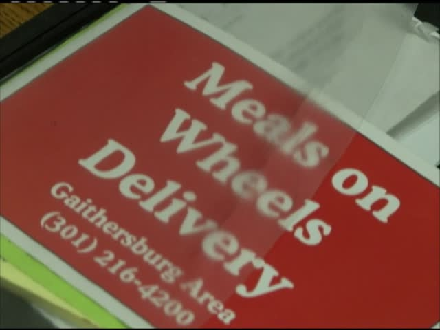 Meals on wheels low on drivers_92582794-159532