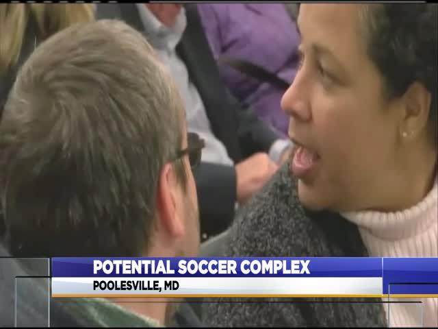 Potential Poolesville soccer complex