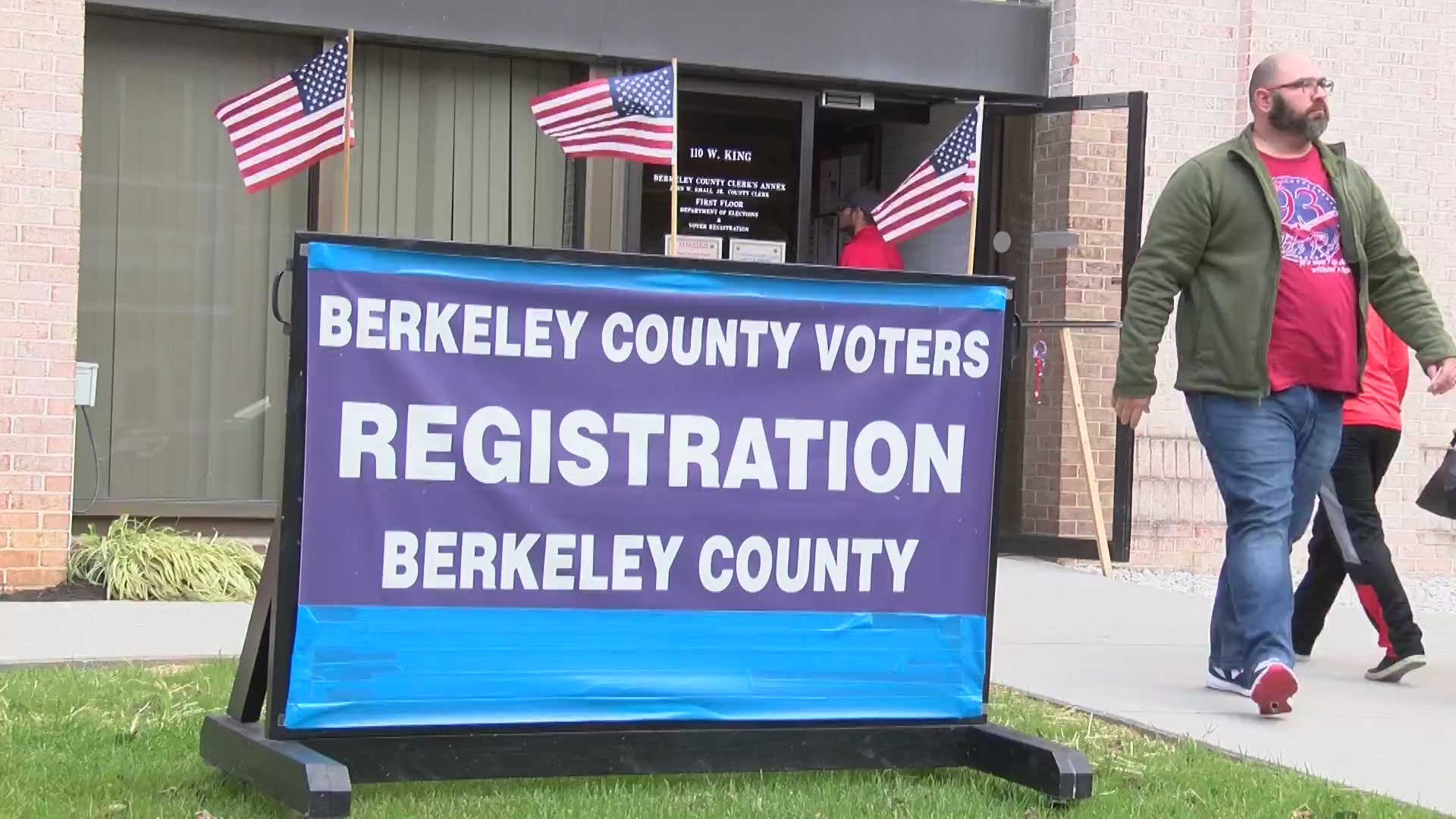 Berkeley County recieves wave of voters during early voting