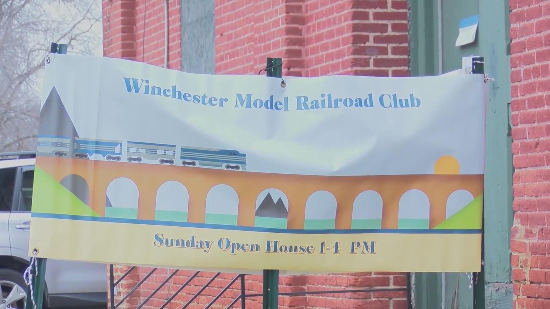 WINCHESTER RAILROAD CLUB