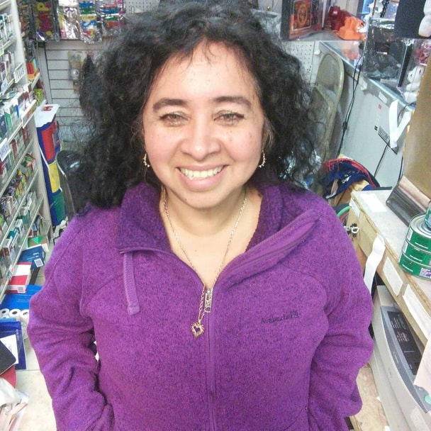 Guadalupe Bustillos, of Lupita's Grocery