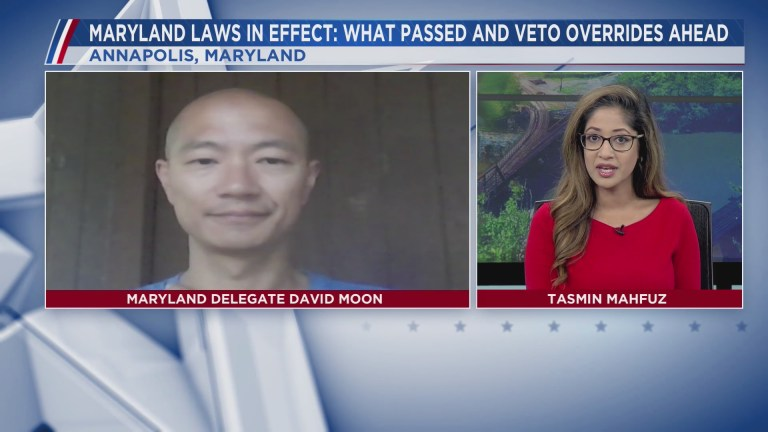 Watch Del. David Moon on his legislative insurance policies and his payments now in impact as Maryland legal guidelines – Google Washington News
