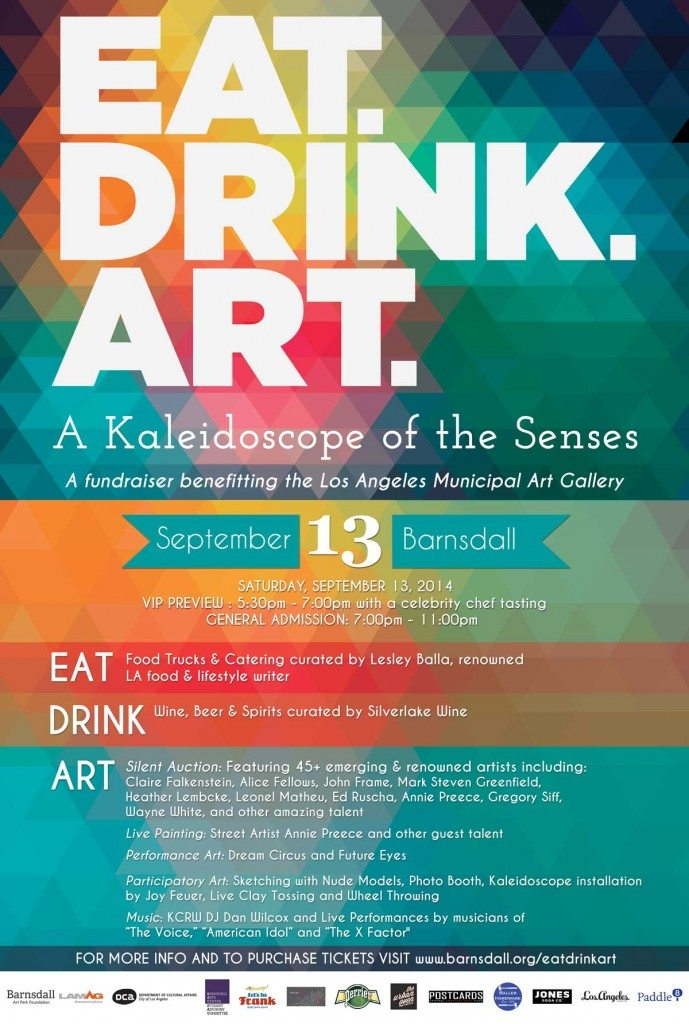 Eat. Drink. Art.