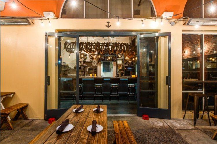 anchor restaurant venice