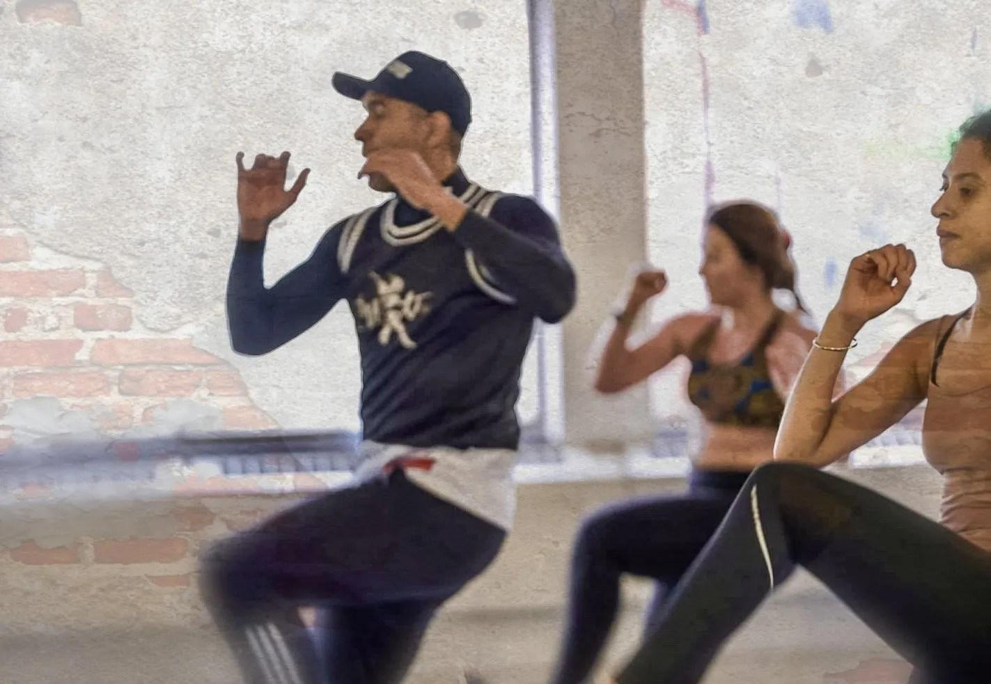 Cubatone fitness class in bristol