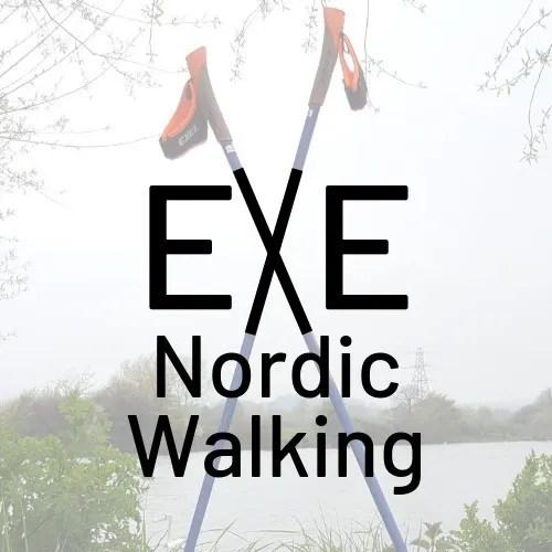 Nordic walking classes in Exeter