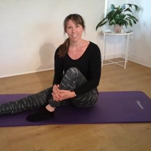 Yoga class in Norwich