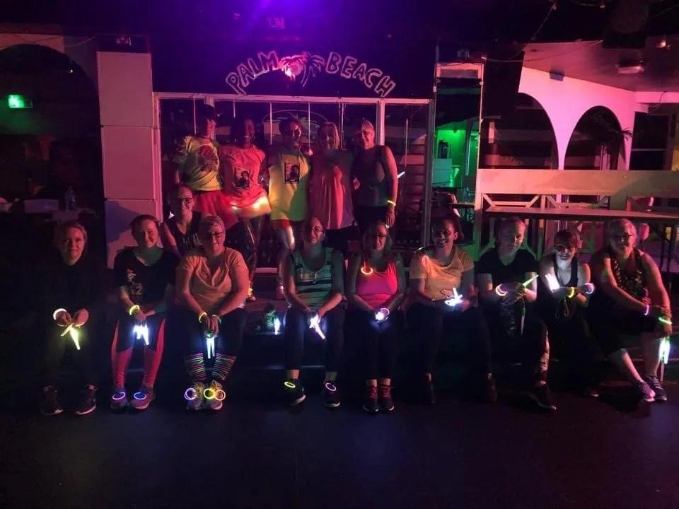 Dance aerobic classes in Northampton
