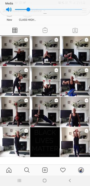 Online Zoom Personal Fitness