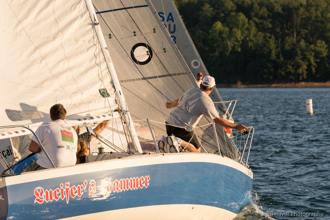 Local Flavor Films And Photography Lake Lanier Sailing