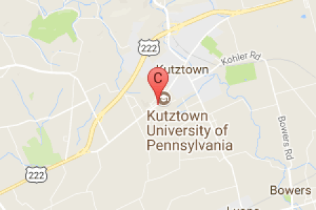 Free Cover Letter Templates » kutztown university campus map   Cover ...