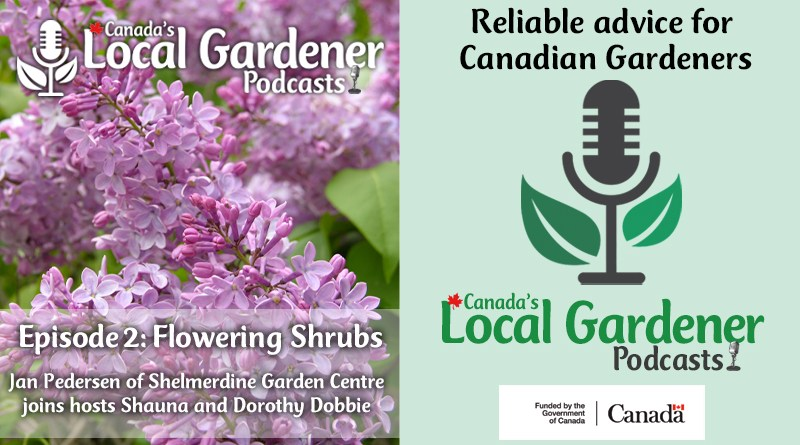 flowering shrubs of canada podcast