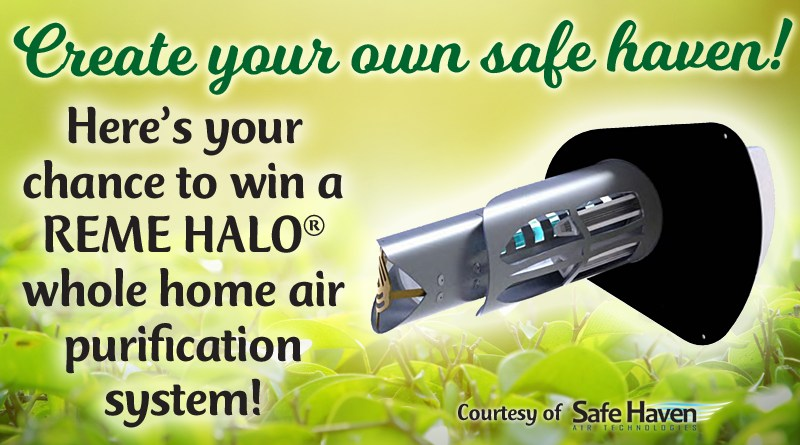 Safe Haven Air purification system