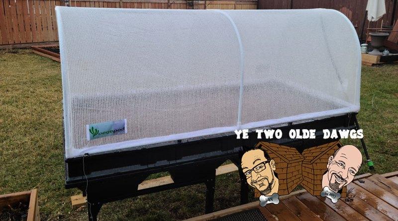 Two Olde Dawgs: The Vegepod