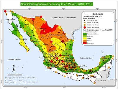 Ciudades, sequías y el abasto urbano: retos ante el cambio climático y alternativas emergentes