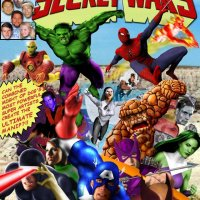 Secret Wars Comics 2 Film Digital Concept Gallery Collaboration