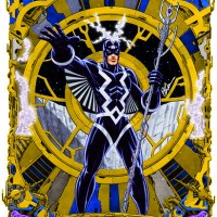 Giorgio Comolo - Black Bolt (Colour: LocalHero)