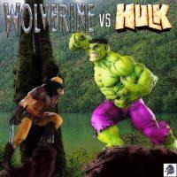 Wolverine Vs Hulk #1