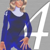 My First Manipulation - Invisible Woman