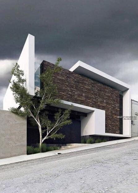 Stunning Modern Facade Design Ideas