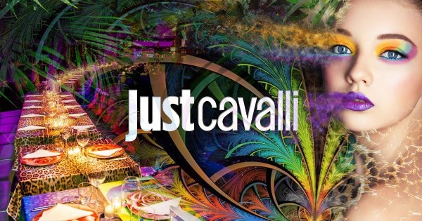 CAPODANNO 2019 JUST CAVALLI CLUB MILANO