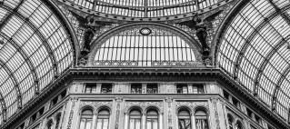 Napels highlight bezienswaardigheden Galleria Umberto