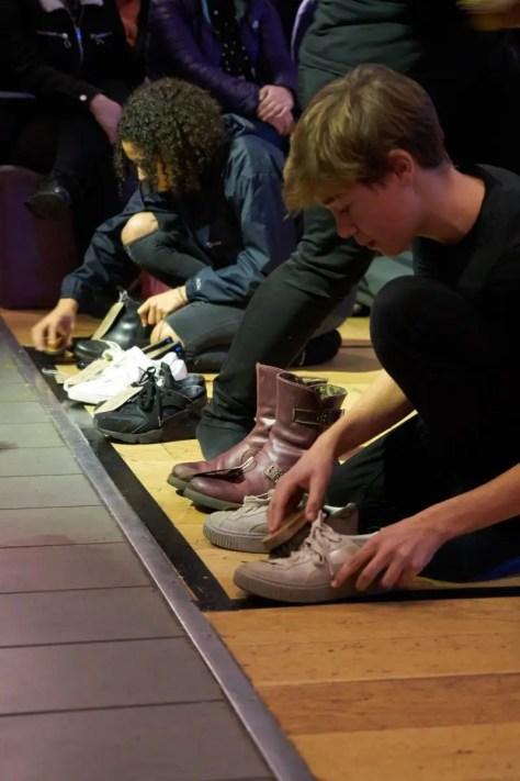 In Someone Else's Shoes, Colston Hall (c) zedphoto.com