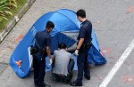 Teen death in Yishun: 14-year-old told mom he didn't do it - 1