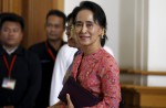 Dawn of a new era in Myanmar as Aung San Suu Kyi's party takes over - 4