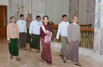 Dawn of a new era in Myanmar as Aung San Suu Kyi's party takes over - 18