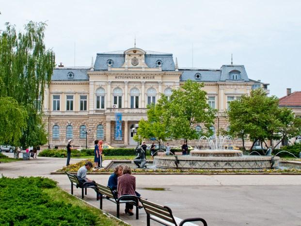 historisches Museum in Rousse
