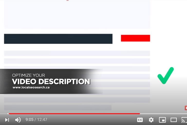Optimize-Your-Video-Description