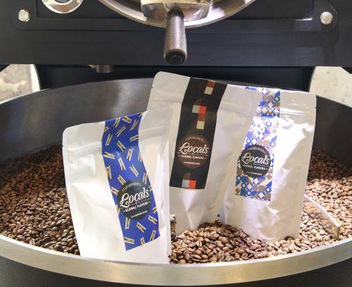 Koffiezakjes in Giesen W6a