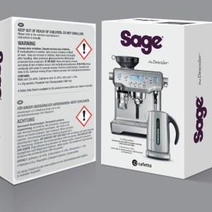 Sage the descaler powder ontkalker