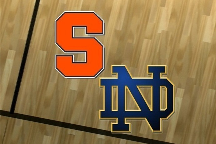 Syracuse Orange and Notre Dame_4626721785526635081